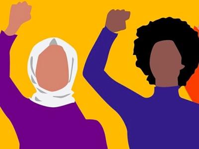 Glitch International Women's Day event featured