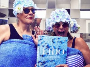 Nicola Foster and Jessica Walker, The Lido Ladies featured