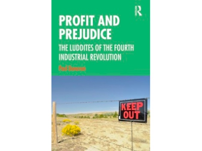Profit and Prejudice, Paul Donovan book featured