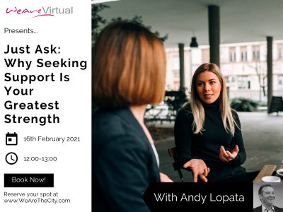 WeAreVirtual, Andy Lopata featured