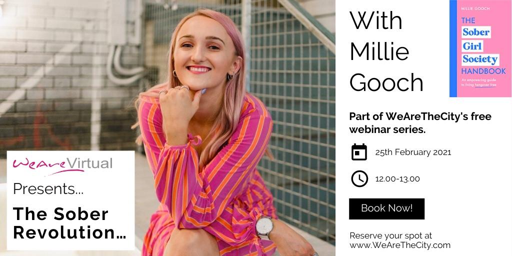 WeAreVirtual, Millie Gooch