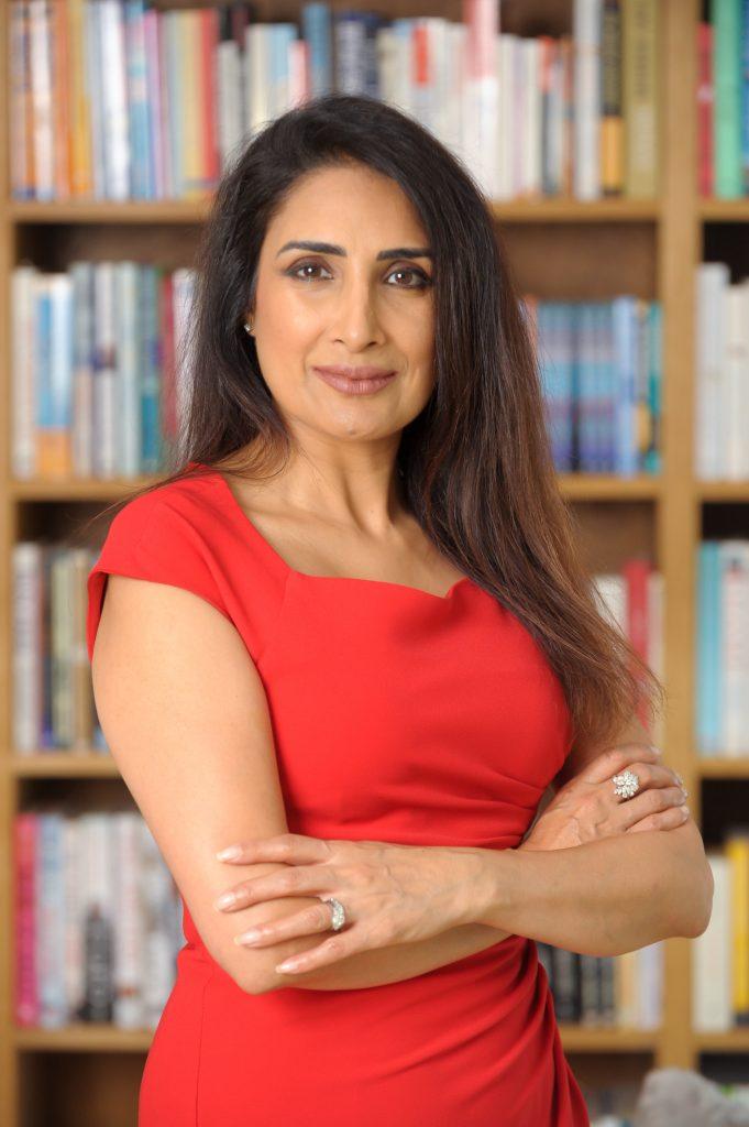 Anita Goyal MBE