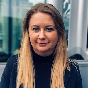 Danielle Evans Internal Talent Partner Delete Kagool
