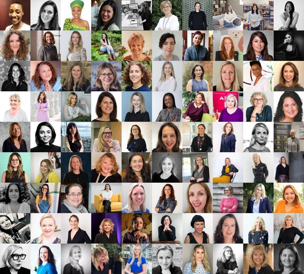 International Women's Day Collage (WATC)