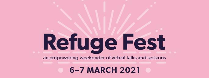 Refuge Fest event