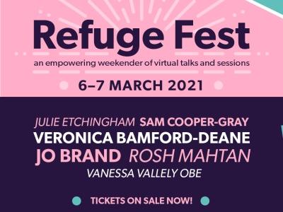 Refuge Fest featured