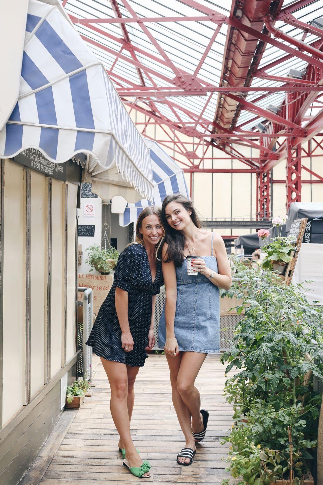 Lauren Webber and Jessica Lawes