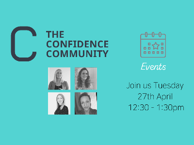 The Confidence Community event