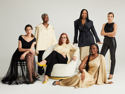 Veuve Clicquot Bold Woman Award And Bold Future Award Nominees CREDIT SAM COPELAND