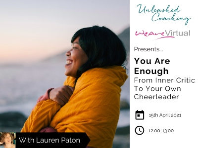 WeAreVirtual, Lauren Paton, April featured
