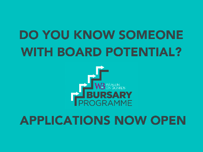 Women on Boards Bursary Programme