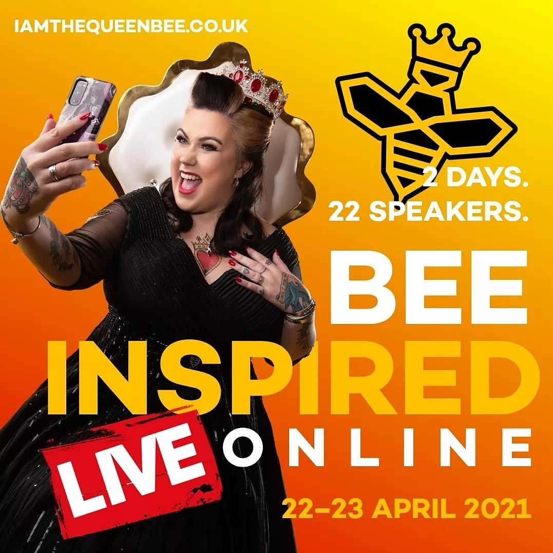 Bee Inspired Live event image