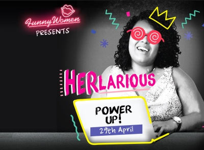 HERlarious PowerUp Funny Women event featured