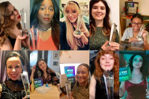 Our first virtual TechWomen100 Awards in 2020