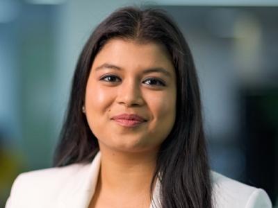 Sresha Banerjee headshot