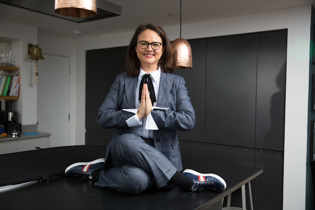 Tracy Forsyth, Yoga in the Boardroom