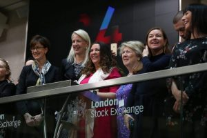 Gender Networks celebrates its 10th birthday by opening the London Stock Exchange