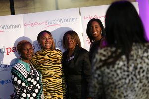 Celebrating our first TechWomen50 Award winners in 2018
