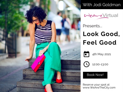 WeAreVirtual, Jodi Goldman featured