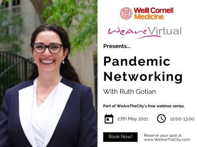 WeAreVirtual, Ruth Gotian featured