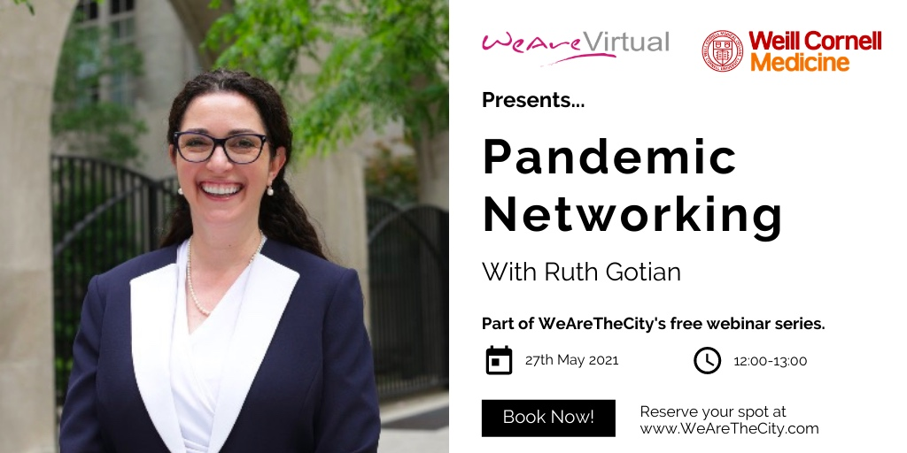 WeAreVirtual, Ruth Gotian