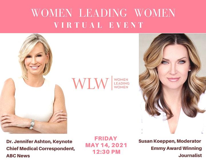 Women leading women event