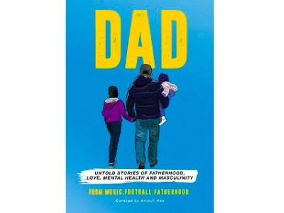 DAD, Elliott Rae book featured