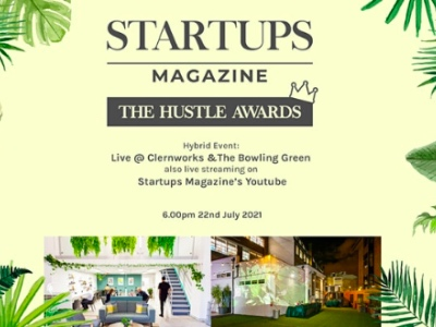 Startups magazine hustle awards featured