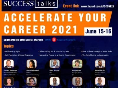 Success Talks- Accelerate Your Career Conference 2021 featured