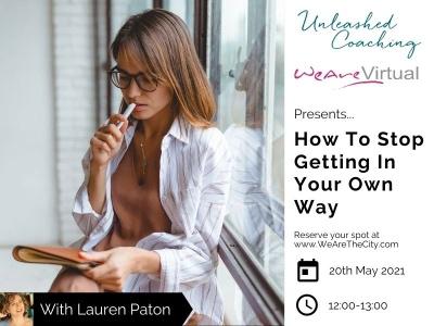 WeAreVirtual, Lauren Paton featured