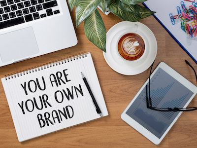 You Are Your Own Brand, human brand, personal brand