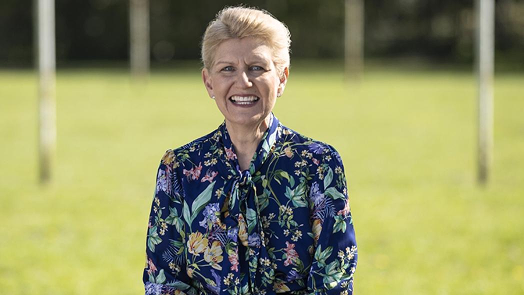 Debbie Hewitt MBE