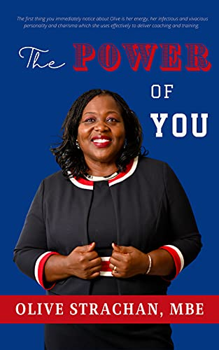 The Power of You by Olive Strachan