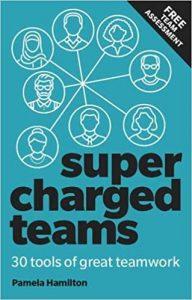 Supercharged Teams: 30 tools of great teamwork | Pamela Hamilton