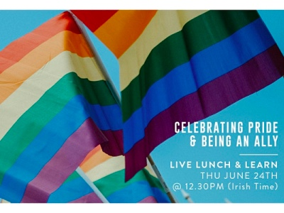 Celebrating Pride & Being an Ally event featured