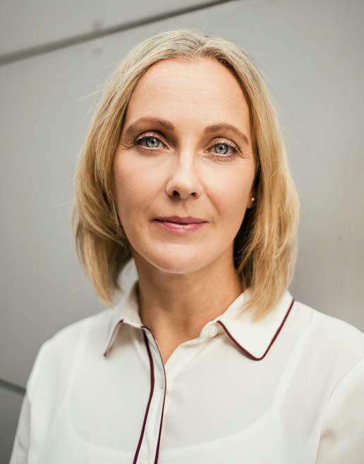 Dr Carina Paine Schofield