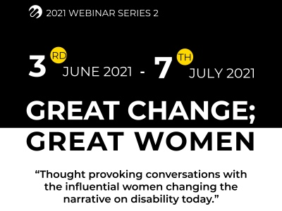 Great Change Great Women series 2 featured