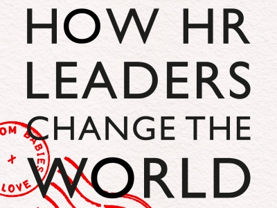How HR Leaders Change the World podcast featured