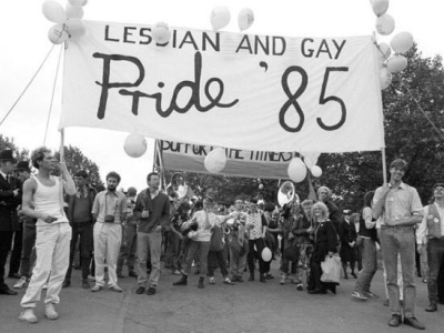 LGBTQ+ Pride month history event featured