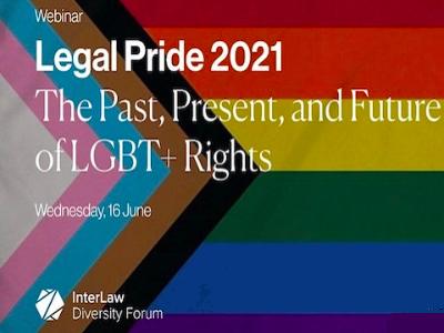 Legal Pride 2021 - InterLaw Diversity Forum