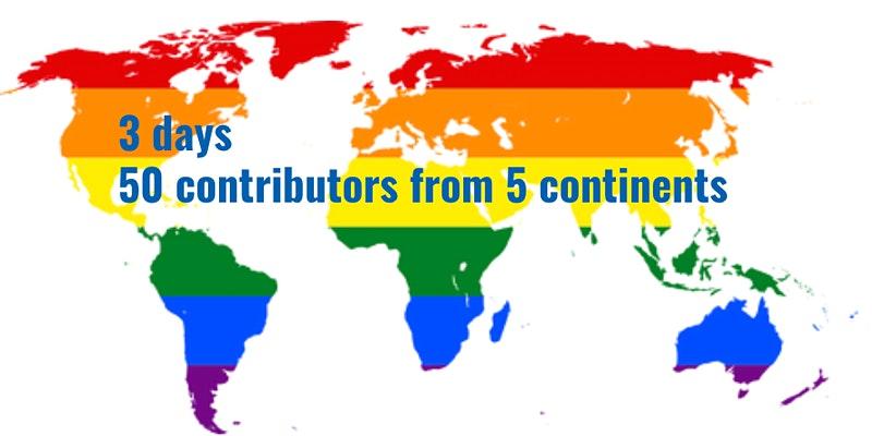 11/06/2021 - 13/06/2021: Pride in Education - LGBTQ+ Inclusion in Education