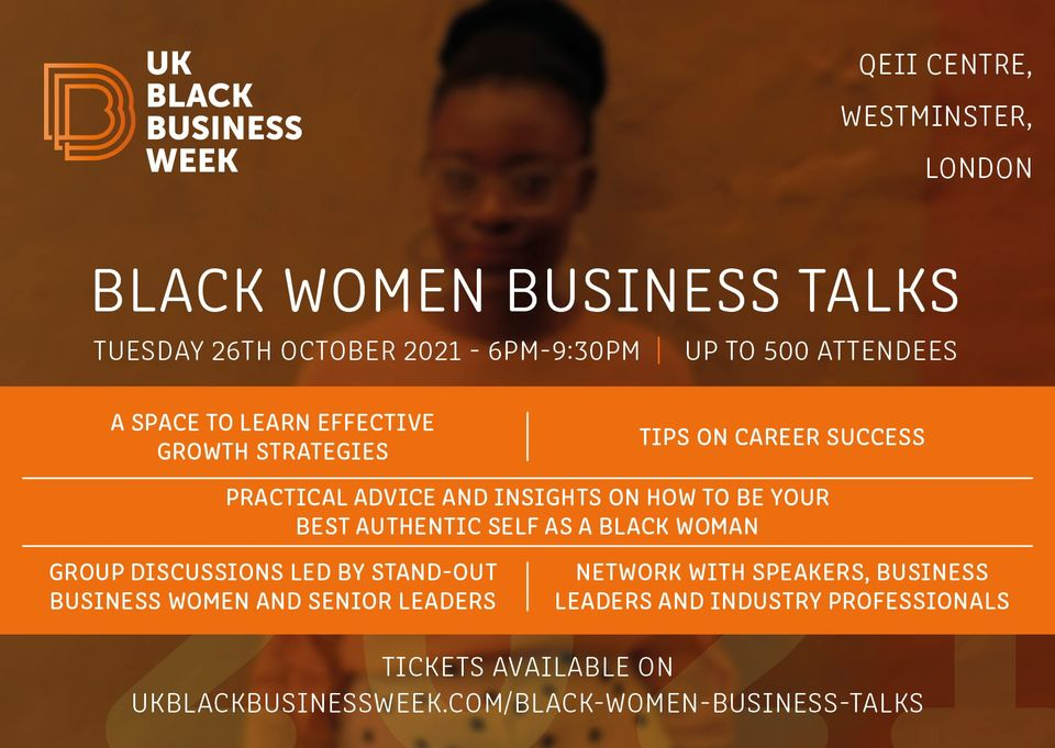 Black Women Business Talks