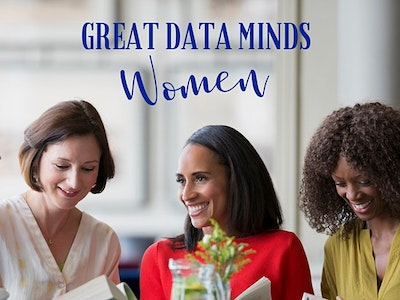 Great Data Minds Women