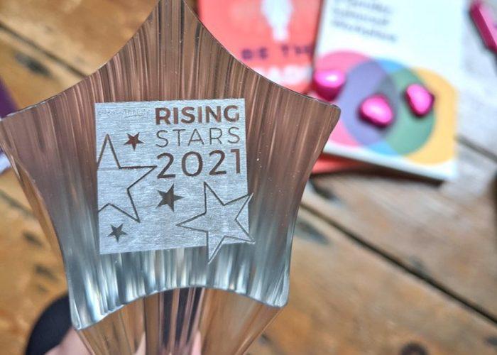 Rising Star Award Winner 2021