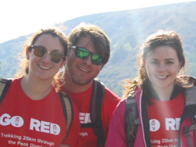 The Eve Appeal, A trek to remember event