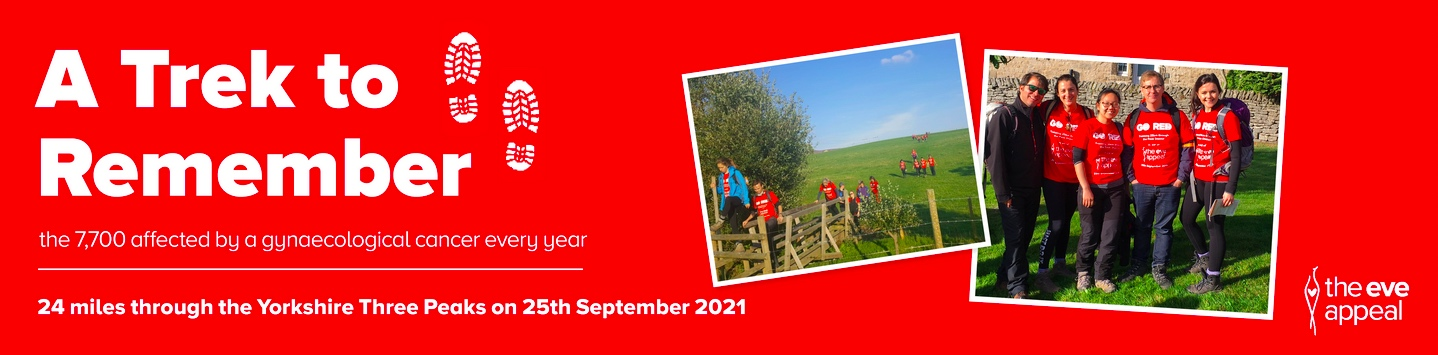The Eve Appeal, a trek to remember event image