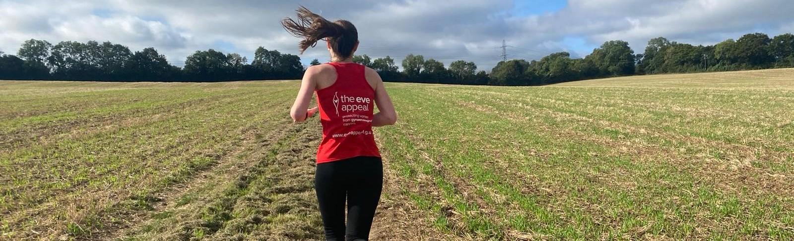 The Eve Appeal, virtual London marathon