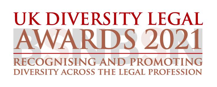 UK Diversity Legal Awards 2021