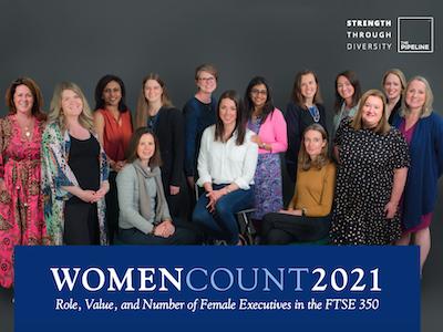 Women Count Report - The Pipeline