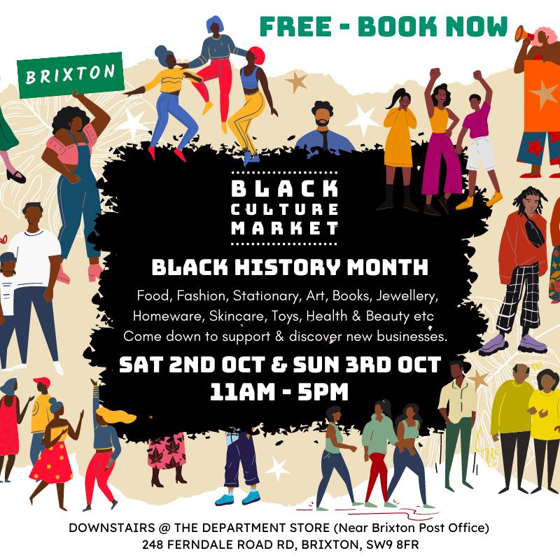 Black Culture Market